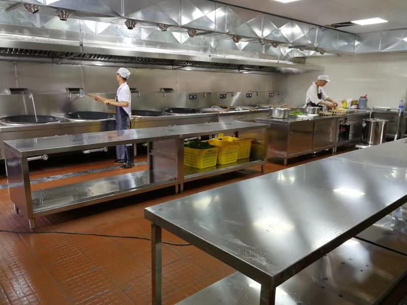 厨房设备工程案例