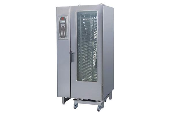 20层万 能蒸烤箱