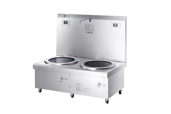 电磁双头煲汤炉
